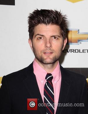 Adam Scott,  at Spike TV's 10th annual Video Game Awards at Sony Studios in Culver City Los Angeles, California...