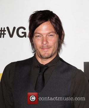 Norman Reedus,  at Spike TV's 10th annual Video Game Awards at Sony Studios in Culver City Los Angeles, California...