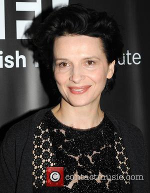 Juliette Binoche attends a screening of 'Another Womans Life' as part of The French Film Festival at the IFI...