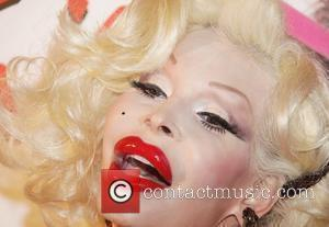 Amanda Lepore 'Antonio Lopez: Fashion, Art, Sex and Disco' Book Launch Party at The Prince George Ballroom New York City,...
