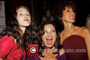 Anna Vanravenstein, Fran Drescher, Pat Cleveland 'Antonio Lopez: Fashion, Art, Sex and Disco' Book Launch Party at The Prince George...