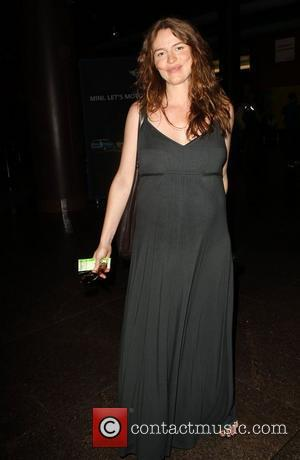 Saffron Burrows Is Reportedly Pregnant