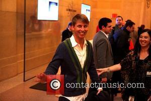 Jack Mcbrayer Grand Opening of the Apple Store at Grand Central Station - Arrivals New York City, USA - 09.12.11