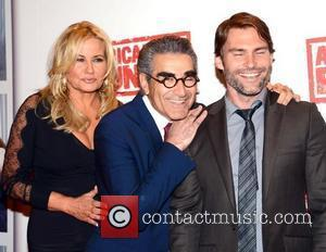 Jennifer Coolidge, Eugene Levy and Seann William Scott