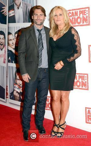 Seann William Scott and Jennifer Coolidge