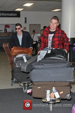 Arctic Monkeys, Alex Turner and Matt Helders