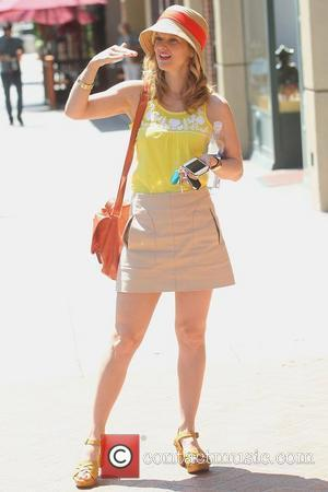 Arden Myrin  out and about in Beverly Hills Los Angeles, California - 29.05.12