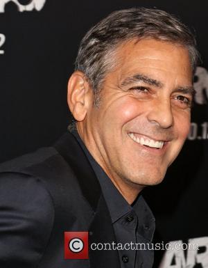 George Clooney 'Argo' - Los Angeles Premiere at AMPAS Samuel Goldwyn Theater Beverly Hills, California - 04.10.12