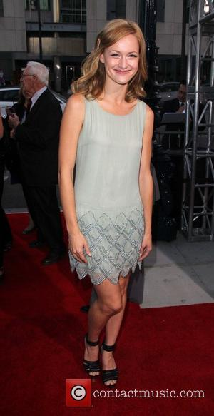 Kerry Bishe arrives at the 'Argo' - Los Angeles Premiere at AMPAS Samuel Goldwyn Theater Beverly Hills Los Angeles, California...