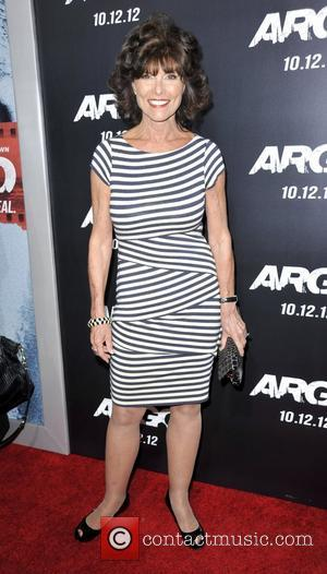 Adrienne Barbeau arrives at the 'Argo' - Los Angeles Premiere at AMPAS Samuel Goldwyn Theater Beverly Hills Los Angeles, California...