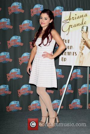Ariana Grande and Planet Hollywood
