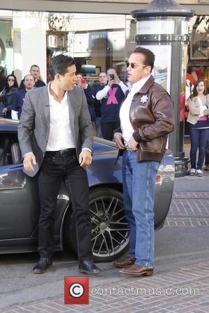 Arnold Schwarzenegger Defends Movie Violence On School Massacre Anniversary
