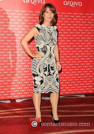 Kay Burley Arqiva Commercial Radio Awards 2012 London, England - 04.07.12