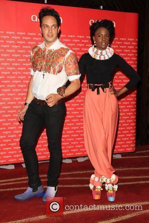 Noisettes Arqiva Commercial Radio Awards 2012 London, England - 04.07.12
