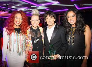Ronnie Wood and Stooshe