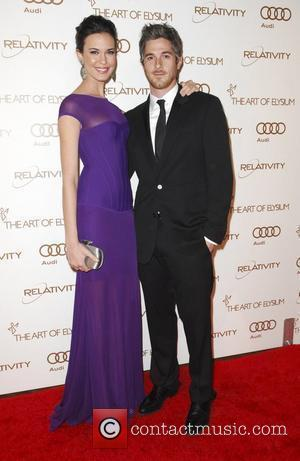 Odette Annable, Dave Annable  2012 Art of Elysium Heaven Gala at Union Station - Arrivals Los Angeles, California -...