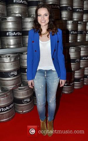 Amy Macdonald Arthur's Day 2012, held at The Morrison Hotel Dublin, Ireland - 27.09.12