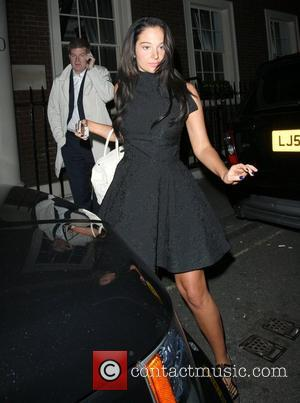 Tulisa Contostavlos, Arts Club and Mayfair