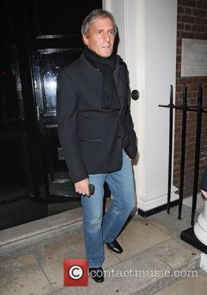 Michael Bolton leaving the Arts club in Mayfair London, England - 12.03.12