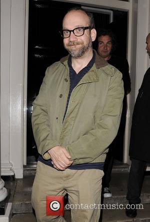 Paul Giamatti leaving the Arts Club in Mayfair London, England - 12.06.12