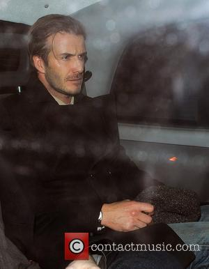 David Beckham Turns Down French Move, Stays In Los Angeles