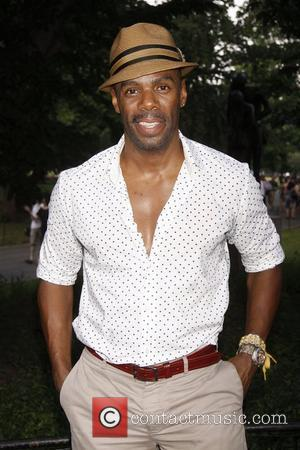 Colman Domingo  Opening night of The Public Theater production of 'As You Like It' at the Delacorte Theater in...