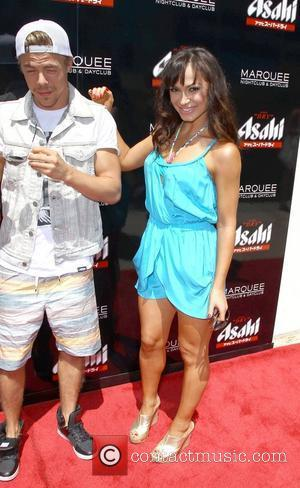Derek Hough and Karina Smirnoff