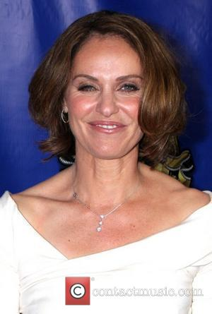 Amy Brenneman The 2012 American Society of Cinematographers Awards at the Grand Ballroom inside the Hollywood & Highland Center Los...