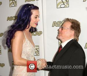 Katy Perry and Paul Williams