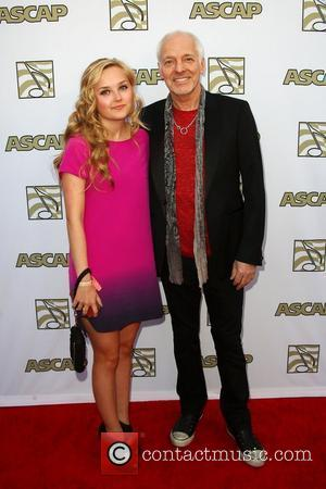 Mia Rose Frampton, Peter Frampton 29th Annual ASCAP Pop Music Awards held at Renaissance Hollywood Hotel Hollywood, California - 18.04.12