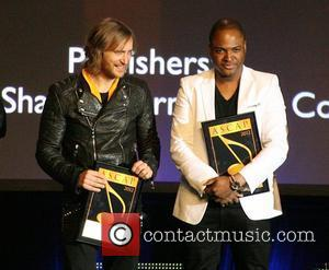 David Guetta and Taio Cruz 29th Annual ASCAP Pop Music Awards - Show held at Renaissance Hollywood Hotel Hollywood, California...