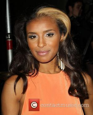 Melody Thornton 2012 ASCAP Rhythm & Soul Music Awards held at the Beverly Hilton Hotel - Show Beverly Hills, California...