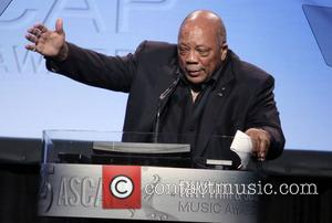 Quincy Jones 2012 ASCAP Rhythm & Soul Music Awards held at the Beverly Hilton Hotel - Show Beverly Hills, California...