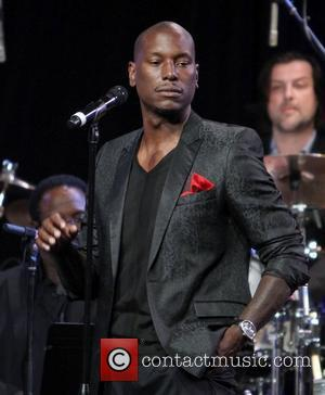 Tyrese Gibson and Beverly Hilton Hotel