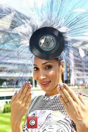 Sofia Hayat Royal Ascot at Ascot Racecourse - Day 1 Berkshire, England - 19.06.12