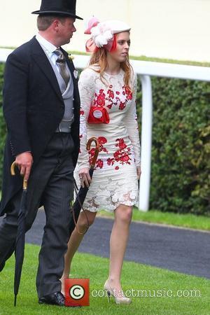 Princess Beatrice Royal Ascot at Ascot Racecourse - Ladies Day, Day 3 Berkshire, England - 21.06.12