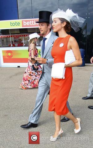Jenson Button and Royal Ascot
