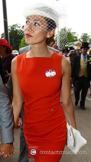 Jessica Michibata Royal Ascot at Ascot Racecourse - Day 2 Berkshire, England - 20.06.12
