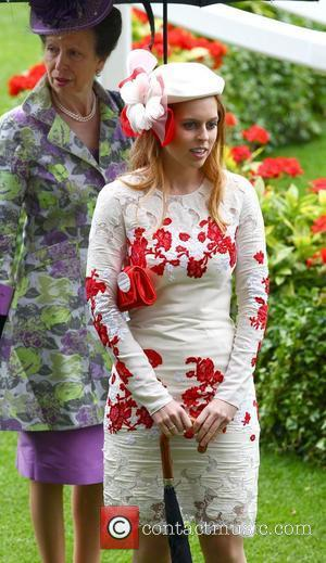 Princess Anne and Princess Beatrice