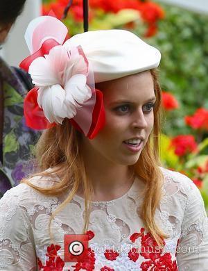 Princess Beatrice of York Royal Ascot at Ascot Racecourse - Ladies Day, Day 3 Berkshire, England - 21.06.12