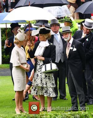 Sophie, Countess of Wessex and Princess Michael of Kent Royal Ascot at Ascot Racecourse - Ladies Day, Day 3 Berkshire,...