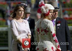 Princess Eugenie of York and Princess Beatrice of York Royal Ascot at Ascot Racecourse - Ladies Day, Day 3 Berkshire,...