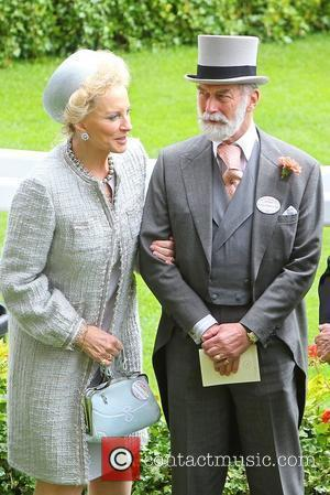 Princess Michael of Kent and Prince Michael of Kent Royal Ascot at Ascot Racecourse - Day 4 Berkshire, England -...