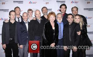 Denis O, Hare, Neil Patrick Harris, Jeffrey Kuhn, Eamon Foley, Michael Cerveris, Marc Kudisch, Becky Ann Baker, John Weidman, James Barbour, Mario Cantone, Alexander Gemignani, Annaleigh Ashford, Assassins, Studio and New York City