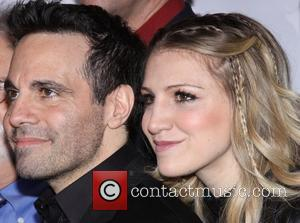 Mario Cantone and Annaleigh Ashford at the after party for the one night only concert gala of the musical 'Assassins'...
