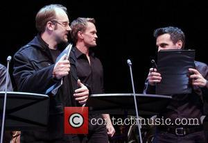 Alexander Gemignani, Neil Patrick Harris, Mario Cantone, Assassins, Studio and New York City