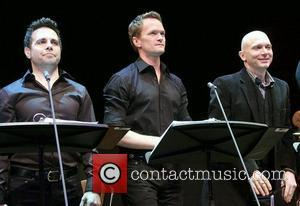 Mario Cantone, Neil Patrick Harris, Michael Cerveris, Assassins, Studio and New York City