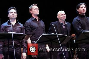 Mario Cantone, Neil Patrick Harris, Michael Cerveris, James Barbour, Assassins, Studio and New York City