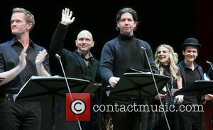 Neil Patrick Harris, Michael Cerveris, James Barbour, Annaleigh Ashford, Denis O, Hare, Assassins, Studio and New York City