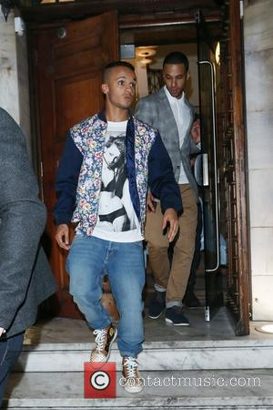 Aston Merrygold and Marvin Humes